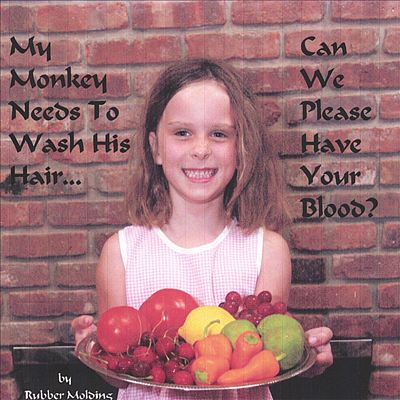 My Monkey Needs to Wash His Hair� Can We Please Have Your Blood?